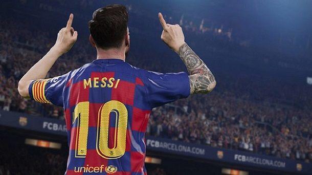 Messi PES PC