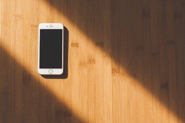 Luminosità su iPhone