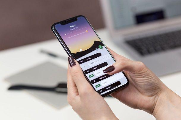 Copiare il testo di un'immagine da Android e iOS