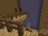 Come costruire la casa di Granny su Minecraft