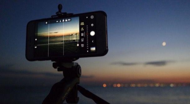 Fotografare la luna con iPhone