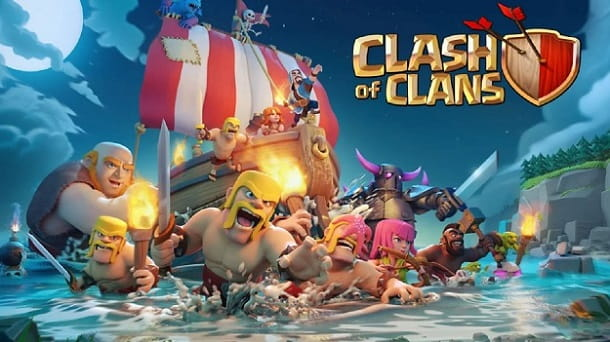 Gruppo Clash of Clans