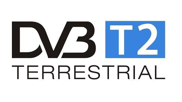 DVB-T2 Logo