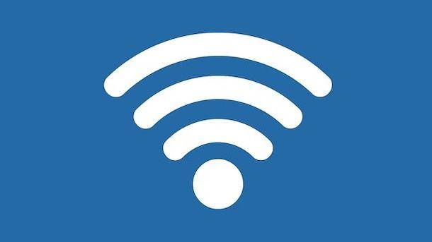 Come impostare la password del Wi-Fi