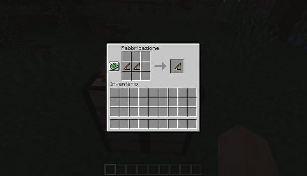 Riparare Canna da Pesca su Minecraft