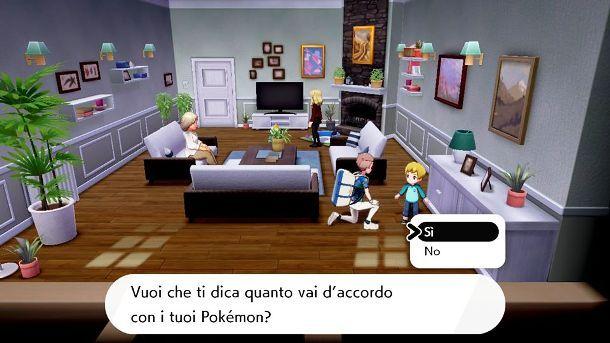 Misurare la felicità del Pokémon a Knuckleburgh