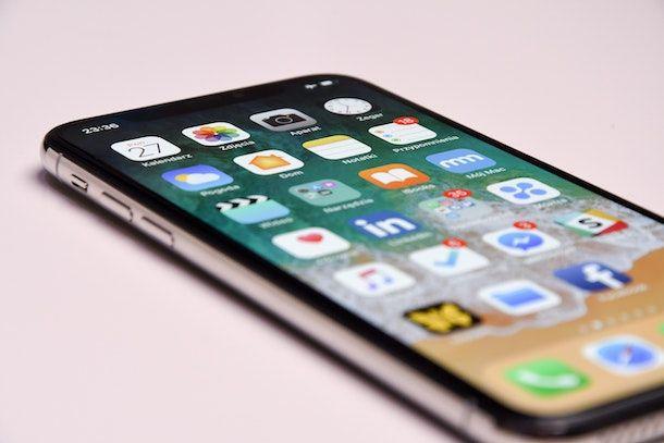 Mettere la suoneria iPhone