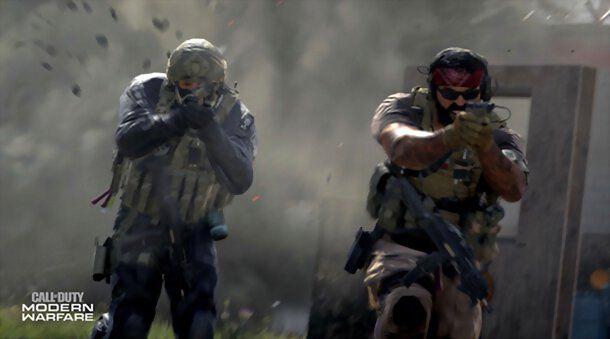 Come giocare a Call of Duty Modern Warfare