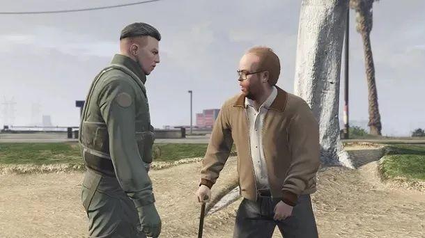 Lester GTA Online