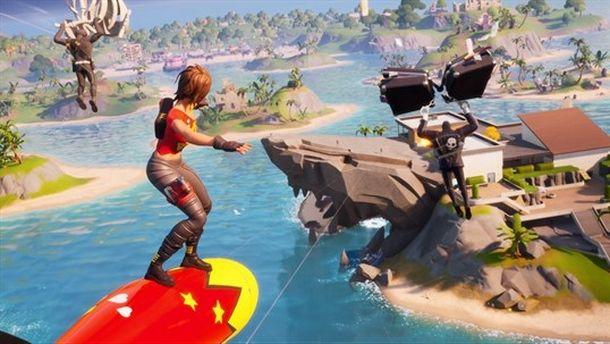 Il famoso Fortnite è free-to-play su Xbox One