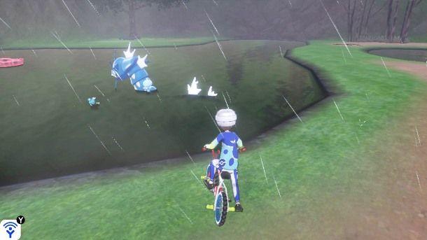 La Conca delle Sabbie in Pokemon Spada e Scudo
