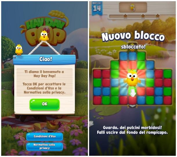 Come scaricare Hay Day Pop