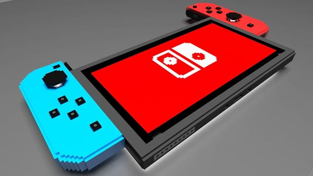 Joy-Con di Nintendo Switch