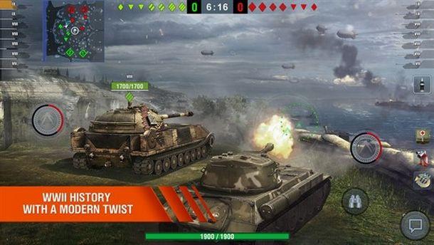 World of Tanks: scontri sparatutto su carri armati
