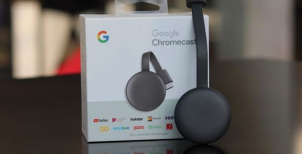 chromecast Amazon Prime Video