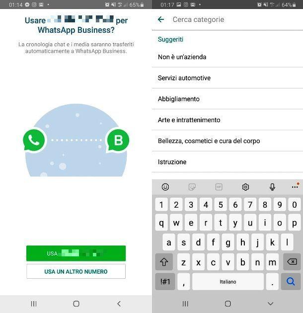 Come usare WhatsApp Business