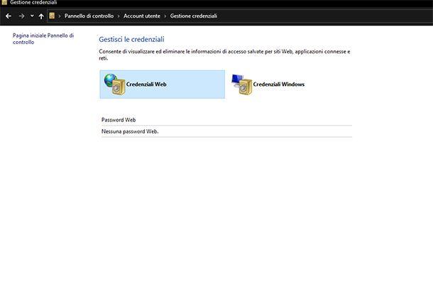 Password Internet Explorer