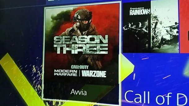 Call of Duty Modern Warfare Warzone