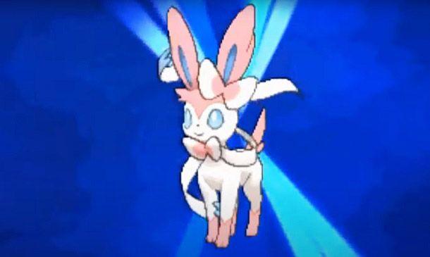 Come evolvere Eevee in Sylveon in Pokemon X e Y