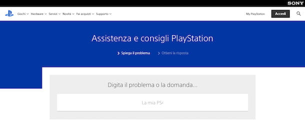 Supporto PlayStation PC