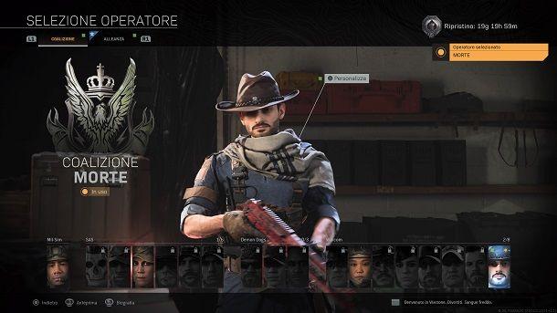 Come sbloccare Fabio Rovazzi su Call of Duty Warzone