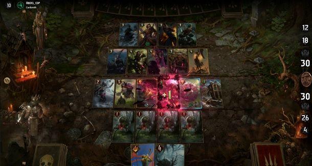 GWENT è il gioco di carte gratuito dell'universo The Witcher
