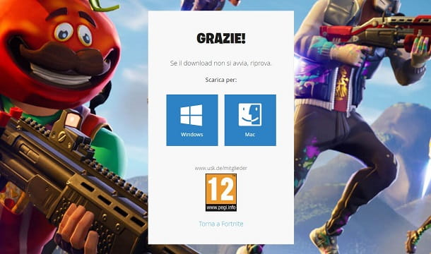 Scaricare Epic Games Launcher