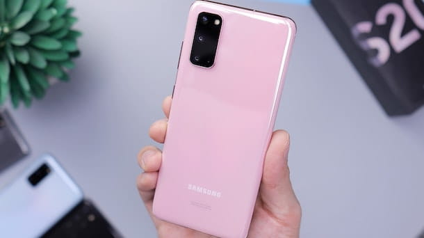 Flash notifica Samsung