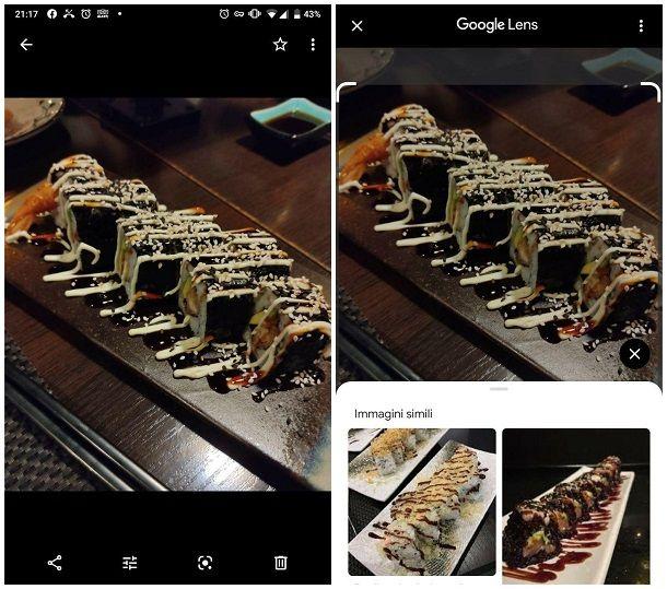 Come funziona Google Lens su Android