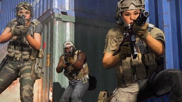 Operatori Call of Duty Modern Warfare