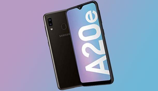 Come inserire SIM Samsung