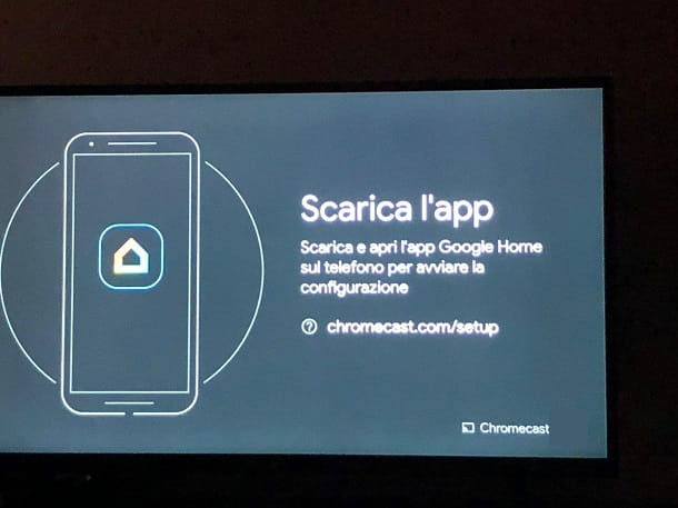 Come collegare iPhone a Chromecast senza WiFi