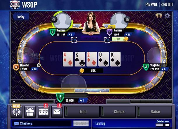 Siti per giocare a poker online gratis