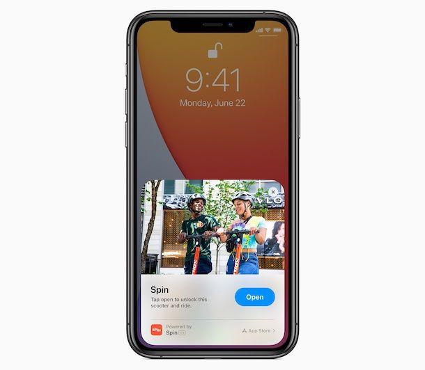 App Clip iOS 14