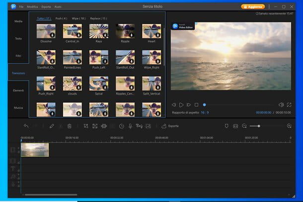 EaseUS Video Editor