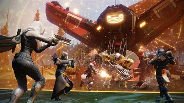 Collaborazione e viaggi interstellari in Destiny 2