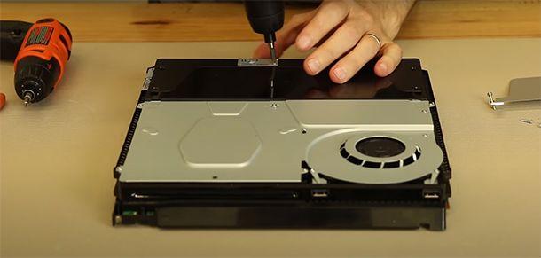 Componenti PS4 Slim