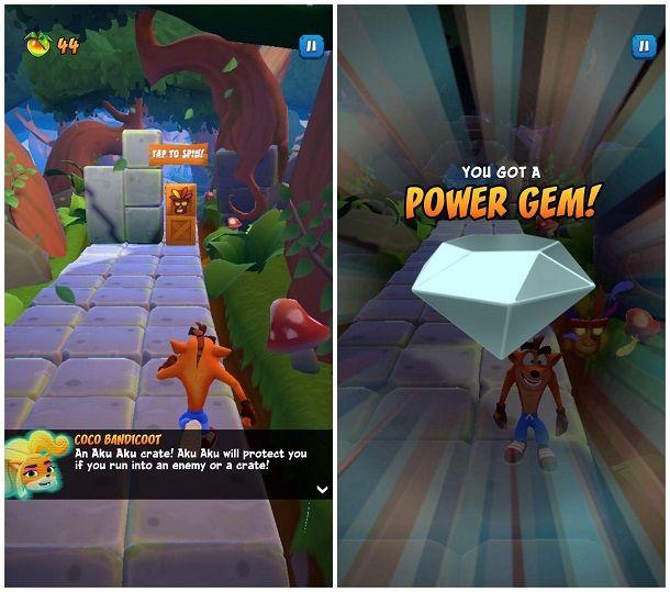 Come scaricare Crash Bandicoot per Android