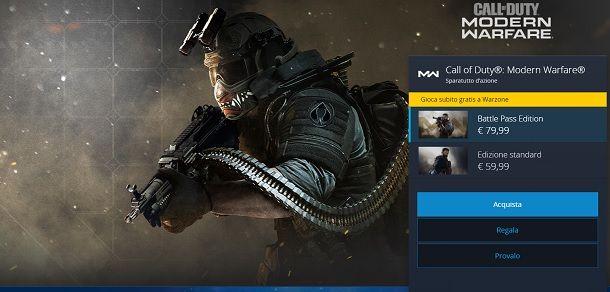 Modern Warfare Battle net