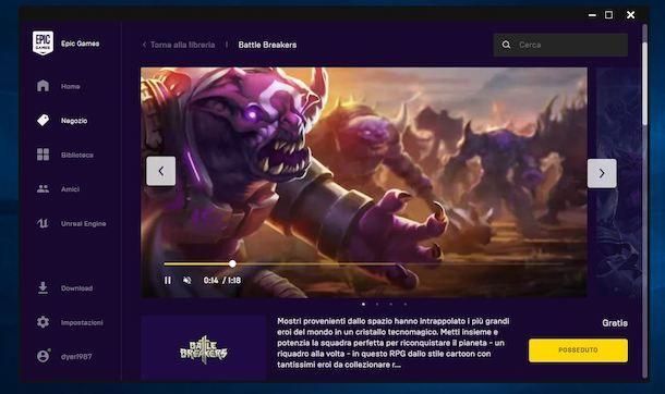 Come scaricare Battle Breakers su PC