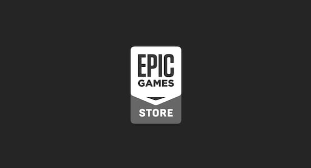 Logo Epic Games Store