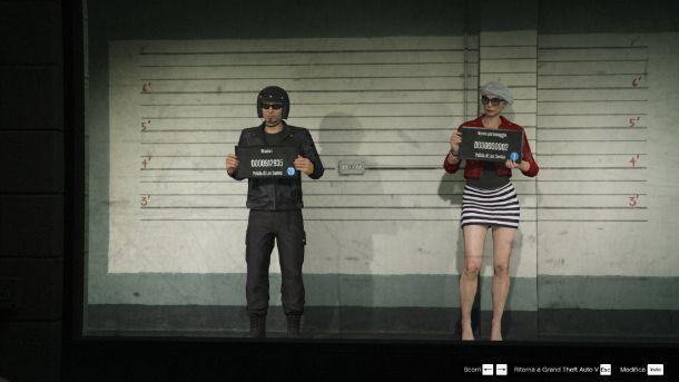 Come creare un personaggio su GTA 5 Online