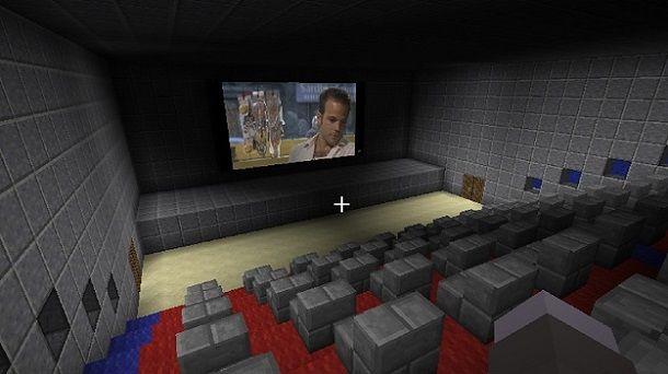 Minecraft film completo ITA