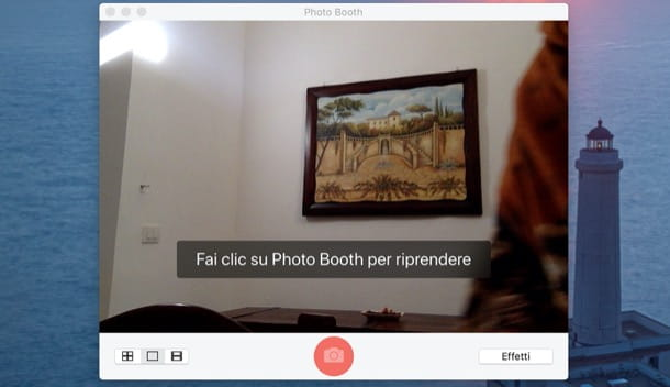 Photo Boot di macOS