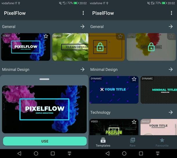 Altre app per creare una sigla YouTube da smartphone e tablet