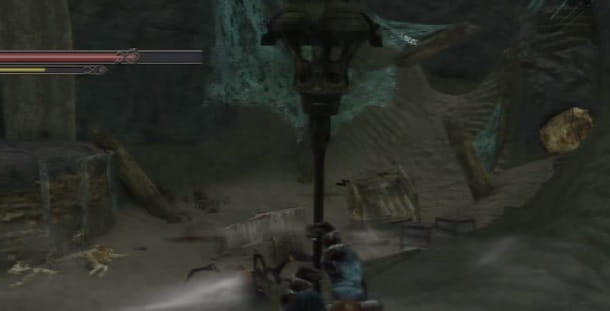 Martello campana sacro Dark Souls 2