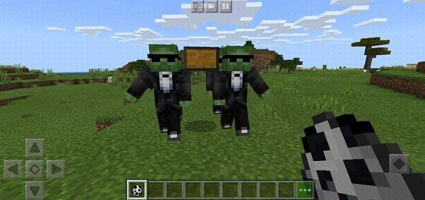 Pallbearers Coffin Dance Minecraft