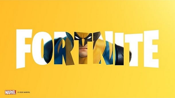 Skin Wolverine Fortnite