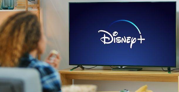 Disney\+ Smart TV