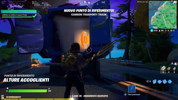 Camion Trask Wolverine Fortnite